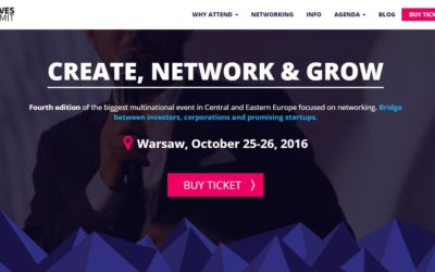 We are going to Wolves Summit in Warsaw