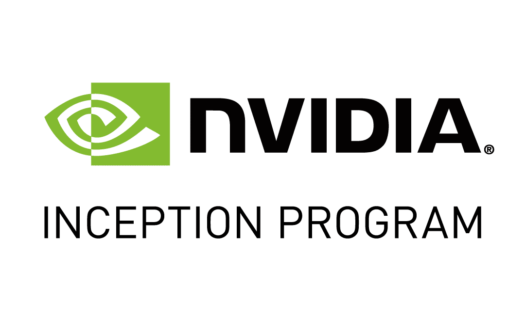 We're in nVidia Inception Program