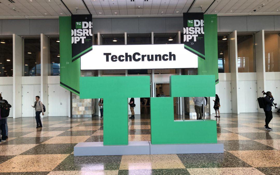 Cancer Center at TechCrunch Disrupt 2018 San Francisco, September 5-7, 2018