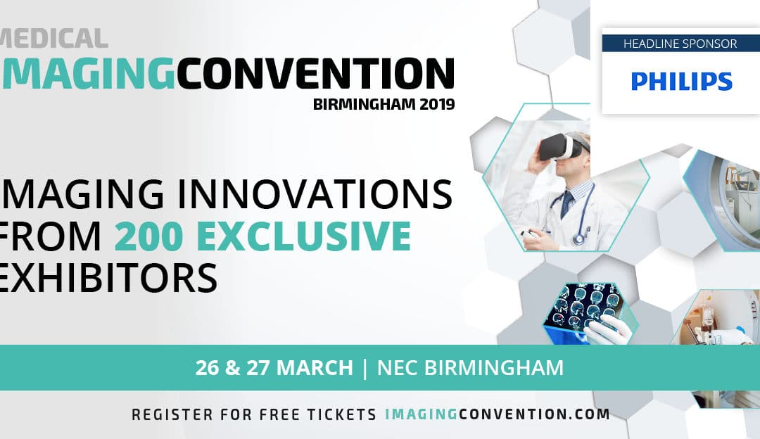 We invite you to Oncology and Imaging Convention, 25-26 March 2019 in Birmingham